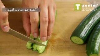 آب دوغ خیار فیلم آشپزی