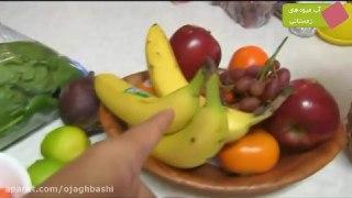 آب میوه های زمستانی