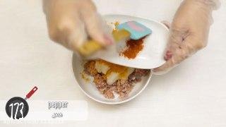 آشپزی اسپاگتی با گوشت قلقلی