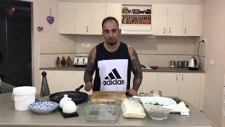 آشپزی بورک ترکیه ای با روش جوادجوادی