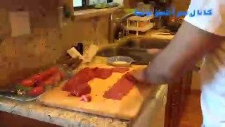 آشپزی کباب برگ