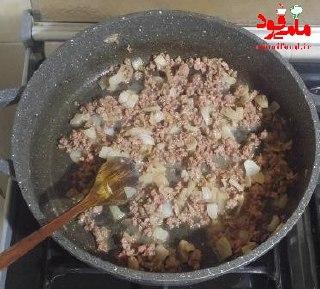املت گوشت