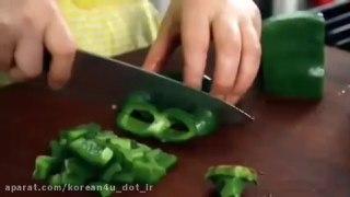 امورایس آشپزی کره ای
