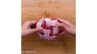 اموزش ۴ ایده کاربردی برای همبرگر های خانگی