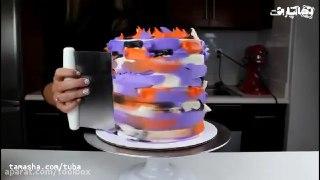ایده های آسان برای کیک هالووین