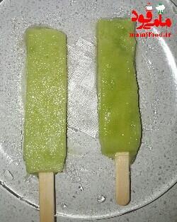 بستنی چوبی طالبی