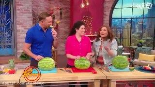 تزیین هندوانه بصورت جغد