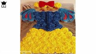 تزیین کاپ کیک مدل لباس عروس