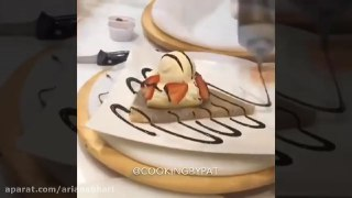تزیین کیک دیزاین کیک