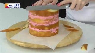 تزیین کیک مدل سیزدهم