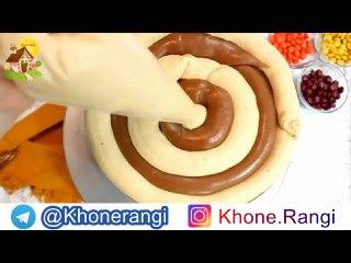 تزیین کیک ۱