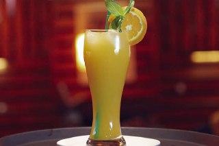 تصویر شربت پرتقال خوشمزه