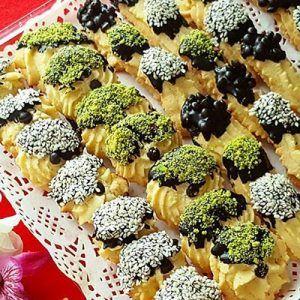 تصویر شیرینی اتریشی نهایی