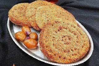 تصویر  نان فطیر