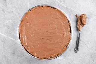 تصویر چیز کیک در قالب