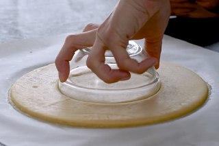 تصویر کیک سابله مرحله هفتم