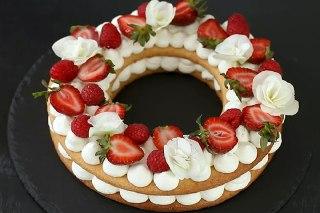 تصویر کیک سابله