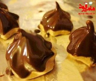 تمپرینگ شکلات