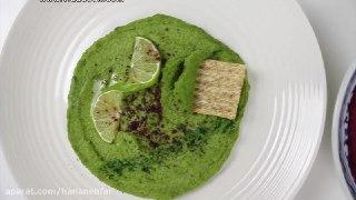 حمص غذای لبنانی