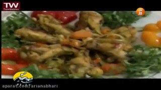 خوراک کتف مرغ