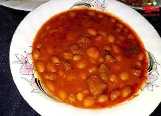 خورشت لوبیاچیتی