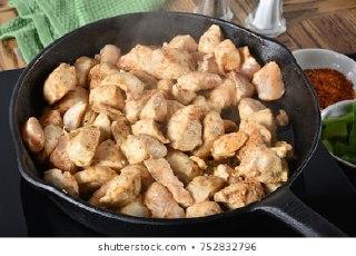 خورش مرغ و نارگیل