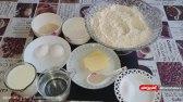 در خانه نان همبرگر درست کنید