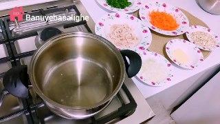 دستور سوپ شیر سوپی با طعم متفاوت بانوی با سلیقه