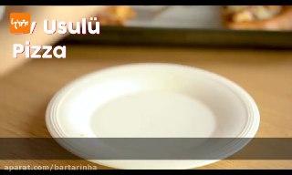 دستور پیتزای خانگی