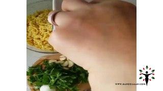 روش طبخ فلافل لبنانی