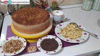 ساده ترین روش تزیین کیک تولد در خانه بانوی با سلیقه