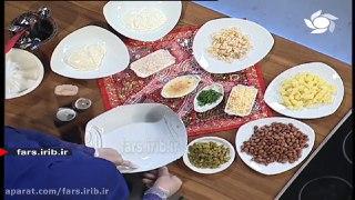 سالاد ایتالیایی شیراز