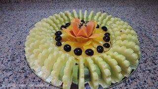 سالاد میوه مخصوص شب یلدا