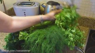 سبزی پلو ویژه عید نوروز