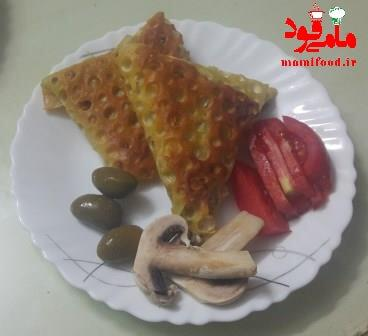 سمبوسه سیب زمینی