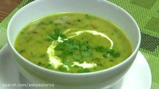 سوپ قارچ سریع و
