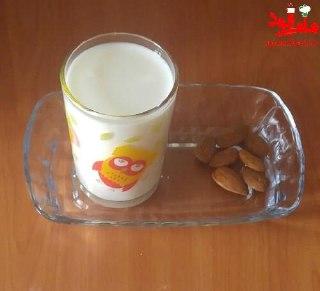 شیربادام