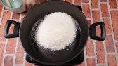 شیرینی نارگیلی با ساده ترین روش شیرینی پزی