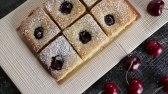 طرز کیک گیلاس با عطر و طعم تابستونی بی نظیر