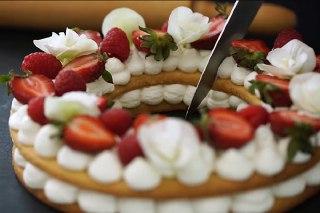 عکس سرو کیک سابله