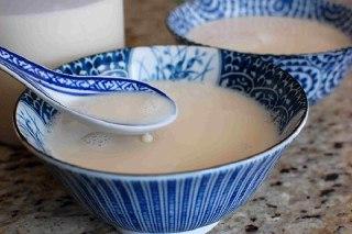 عکس شیر سویا مراحل
