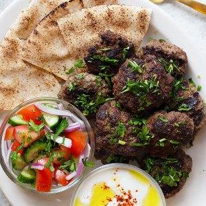 عکس گشنیز کباب آذربایجان