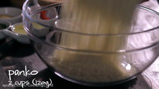 فستفود مرغ و پنیر پارمسان