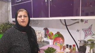 فلافل لبنانی ترد و همراه با خاله سیما