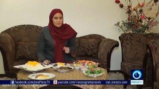 قرمه سبزی غذای اصیل ایرانی