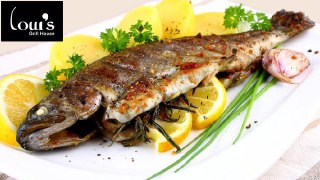 ماهی شکم پر