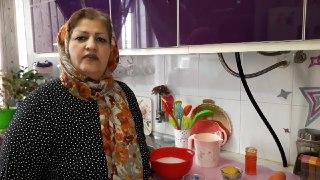 مربا هویج و ساده همراه با خاله سیما