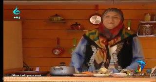 مسما مرغ آلو و هویج