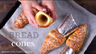 نان مخروطی