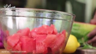 نوشیدنی فوق العاده برای روزهای گرم تابستان